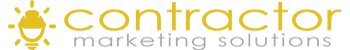 Contractor Marketing Solutions Logo