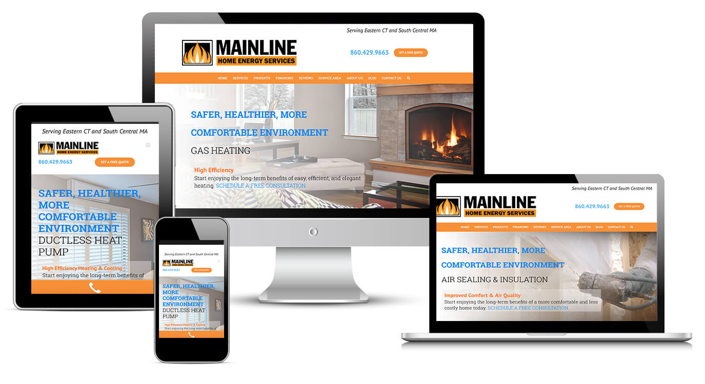 Mainline Home Energy Services Ashford CT