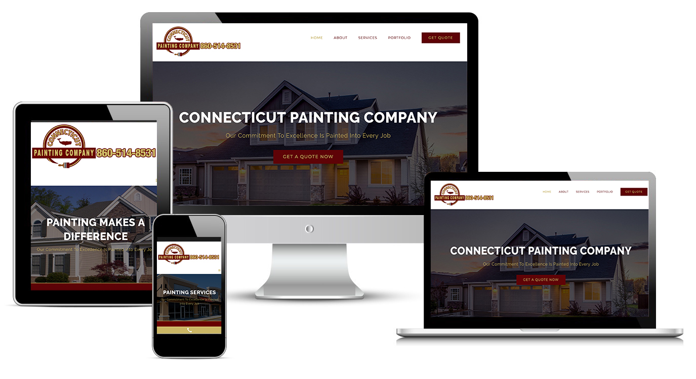 ct painting company painter